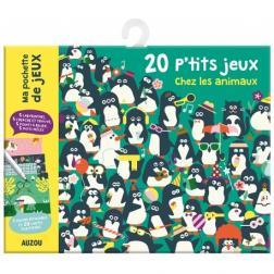 20 P'tits jeux - Chez les animaux