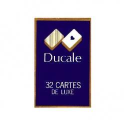 32 cartes Ducale Dos écossais axé