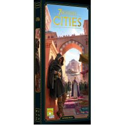 7 Wonders : extension Cities (2nd édition)