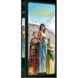 7 Wonders : extension leader (2nd édition)