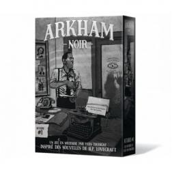 Arkham Noir : Affaire n°1 : Les Meurtres du Culte des Sorcières