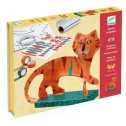 Atelier Sculpture : le tigre