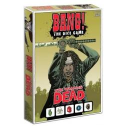 Bang ! The Dice Game : The Walking Dead