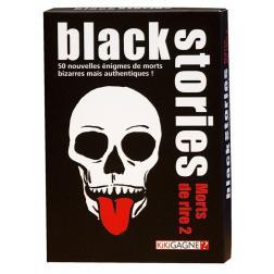 Black Stories : Mort de rire 2
