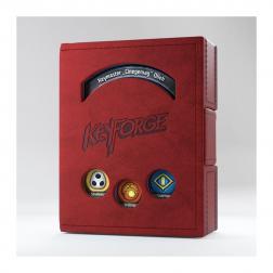 Boite de rangement Book Rouge Keyforge