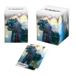 Boite de rangement MTG Dominaria PRO 100+ Box Karn, Scion of Urza