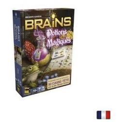Brains potion magique