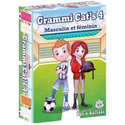 Cat's Grammi 4 Masculin Fémini