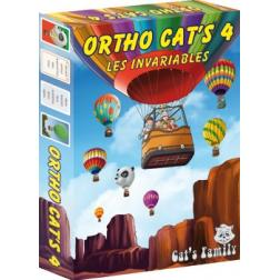 Cat's Ortho 4 : Invariables