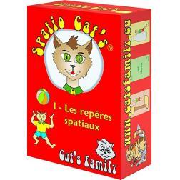 Cat's Spatio 1 : Repères spatiaux