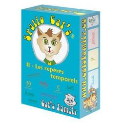 Cat's spatio 2 : repère temporels