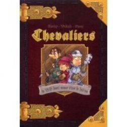 Chevaliers, Livre 1 : La BD dont vous êtes le héros