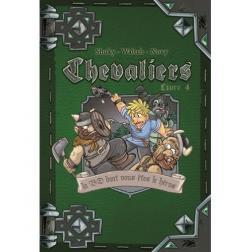 Chevaliers, Livre 4 Princesse Gargea : La BD dont vous êtes le héros