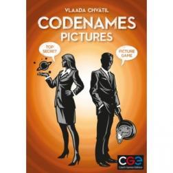 Codenames : pictures (version en anglais)