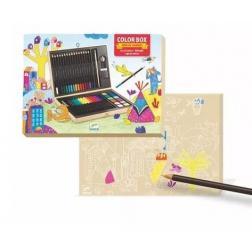 Coffrets couleurs - boite de couleurs
