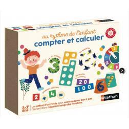 Compter et Calculer - Au rythme de l'enfant
