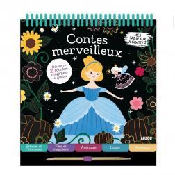 Contes merveilleux - 20 cartes à gratter