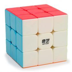 Cube 3x3 Stickerless QiYi Warrior W