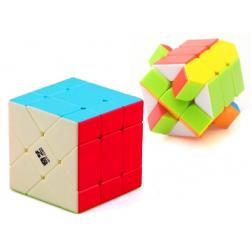 Cube : Fisher Cube QiYi Stickerless