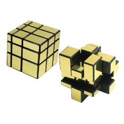 Cube : Mirror Cube gold