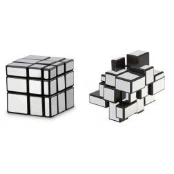 Cube : Mirror Cube silver