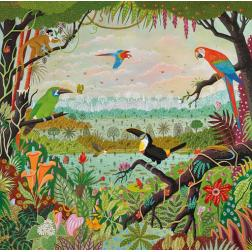 Cuzzle Jungle d'amazonie