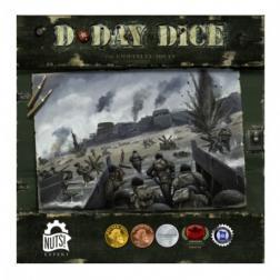 D-Day Dice : Vaincre ou Mourir - Le jeu de plateau