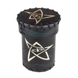Dice Cups - Black Call of Cthulhu