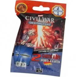 Dice Masters Booster : CIVIL WAR