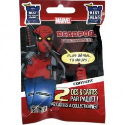 Dice Masters Booster : Deadpool