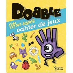 Dobble - Mon super cahier de jeux
