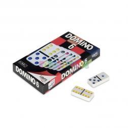 Domino colores doble 6