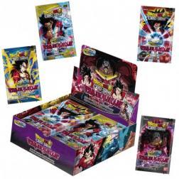 Dragon Ball Super Card Game : Booster Unison Warrior Vermilion Bloodline BT11