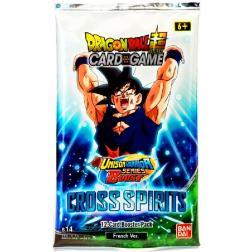Dragon Ball Super Card Game - Booster Unisson Warrior 5 Cross Spirits