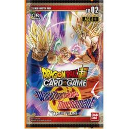 Dragon Ball Super Card Game : Booster World martial arts tournament TB02