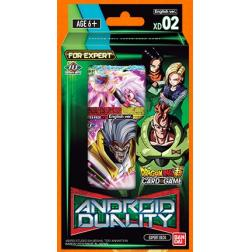 Dragon Ball Super Card Game : Expert Deck 2 : Androïd Duality