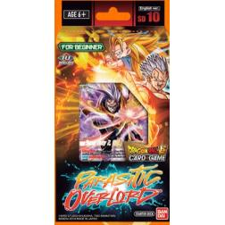 Dragon Ball Super Card Game : Starter 10 : Parasitic Overloard