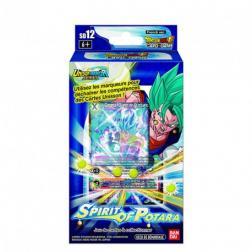 Dragon Ball Super Card Game : Starter Deck 12:Spirit of Potara