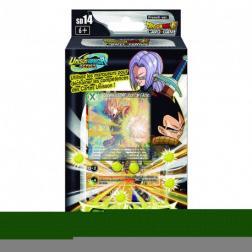 Dragon Ball Super Card Game : Starter Deck 14 : Sayian Wonder