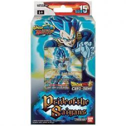 Dragon Ball Super Card Game - Starter Deck 15 FR
