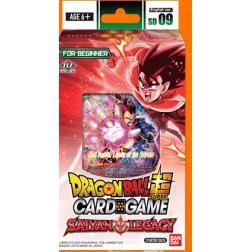 Dragon Ball Super Card Game : Stater 09 Saiyans legacy