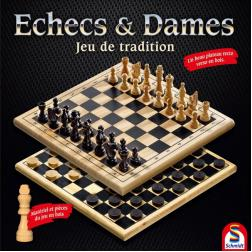 Echecs & Dames - Jeu de Tradition