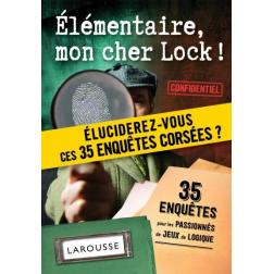 Elementaire, mon cher Lock - 40 enquêtes