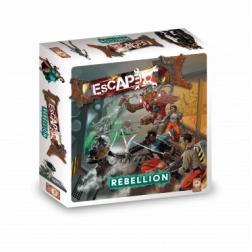 Escape 2.0 : Rébellion / double starter set Eden