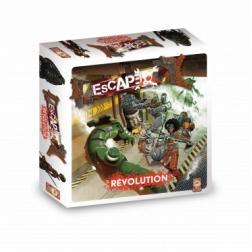 Escape 2.0 : Révolution / double starter set Eden