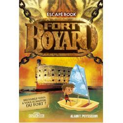 Escape Book Enfant Fort Boyard