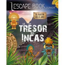 Escape Book Junior - Le Trésor des incas