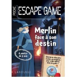 Escape de game de poche Junior - Merlin échappera-t-il à son destin?