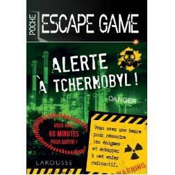 Escape game de poche Alerte à Tchernobyl
