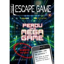 Escape game de poche - Perdu dans Mega Game